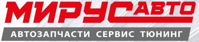 Логотип Мирус-авто
