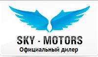 Логотип Скай-Моторс