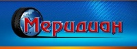 Логотип Меридиан