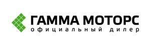 Логотип ГАММА-МОТОРС