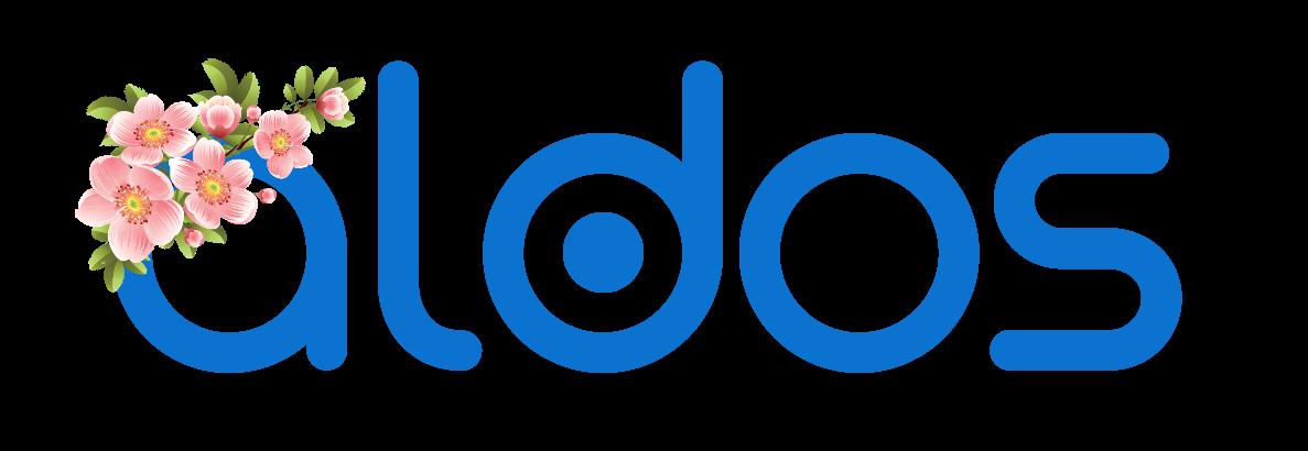 Логотип Алдос