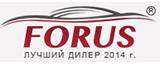 Логотип Форус