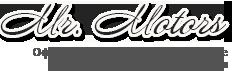 Логотип Мистер Моторс