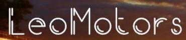 Логотип Лео Мотор